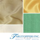 Tabletoppers Linen Rental | Quality Linen Rental for any Event