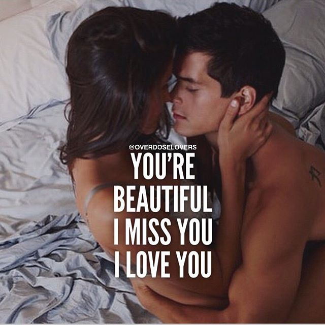 You're Beautiful. I Miss You, I Love You love love quotes quotes quote love sayings love image quotes love quotes with pics love quotes with images love quotes for tumblr love quotes for facebook couple love quotes