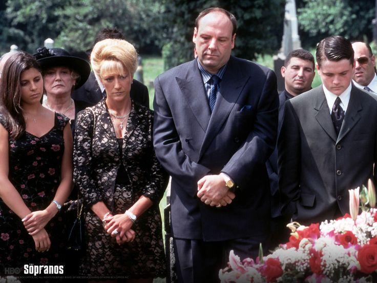 #tv The Sopranos <3