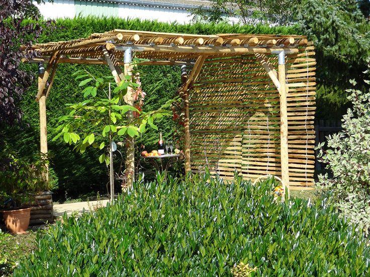 ber ideen zu berdachte terrassen auf pinterest g rten lauben terrasse und pergolen. Black Bedroom Furniture Sets. Home Design Ideas