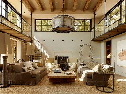 """En plein air"" living, San Francisco. Ken Linsteadt Architects."
