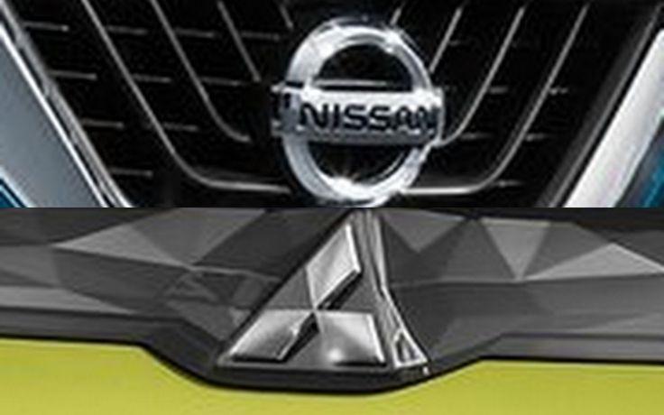 Nissan Mitsu logo