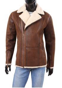 Kożuch męski  / kurtka zimowa DORJAN CM CAS011