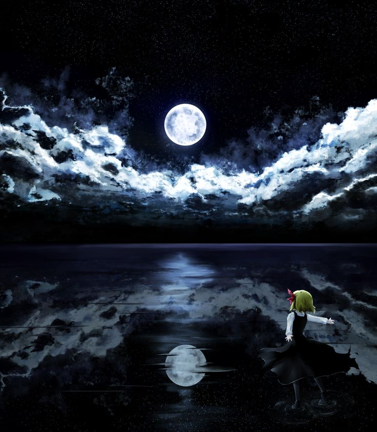 295 Best Images About Anime Night Sky On Pinterest