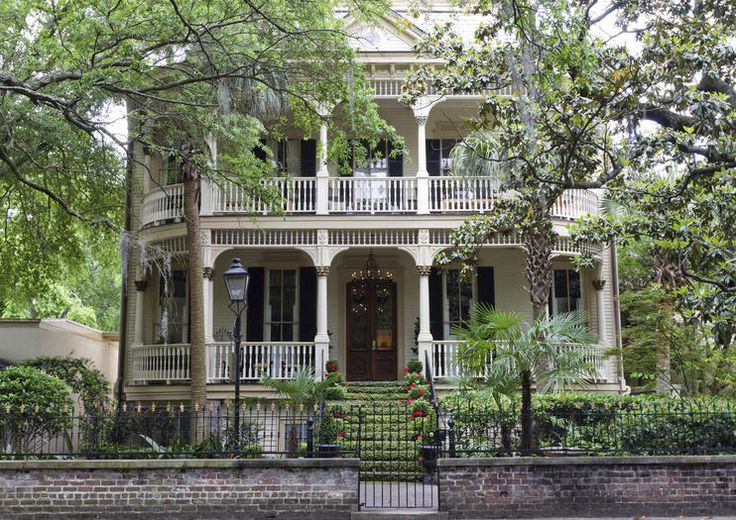 Savannah Historic District - Savannah