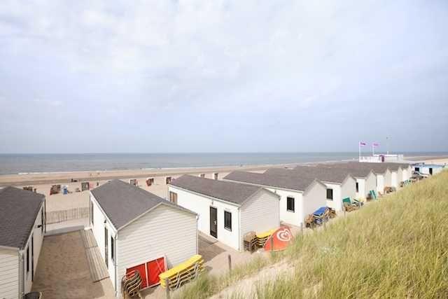 Logeren Aan Zee - Zoek & Boek luxe strandbungalows - Katwijk aan Zee