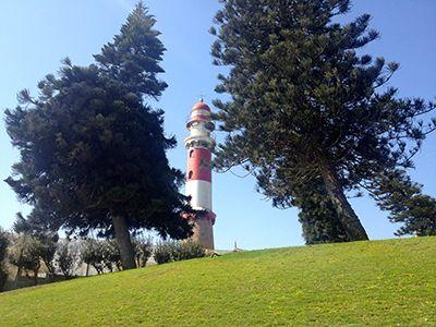 Lighthouse_ Swakopmund