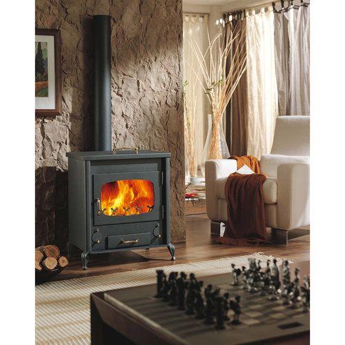 M s de 1000 ideas sobre estufas de le a en pinterest - Estufas calefactoras de lena ...
