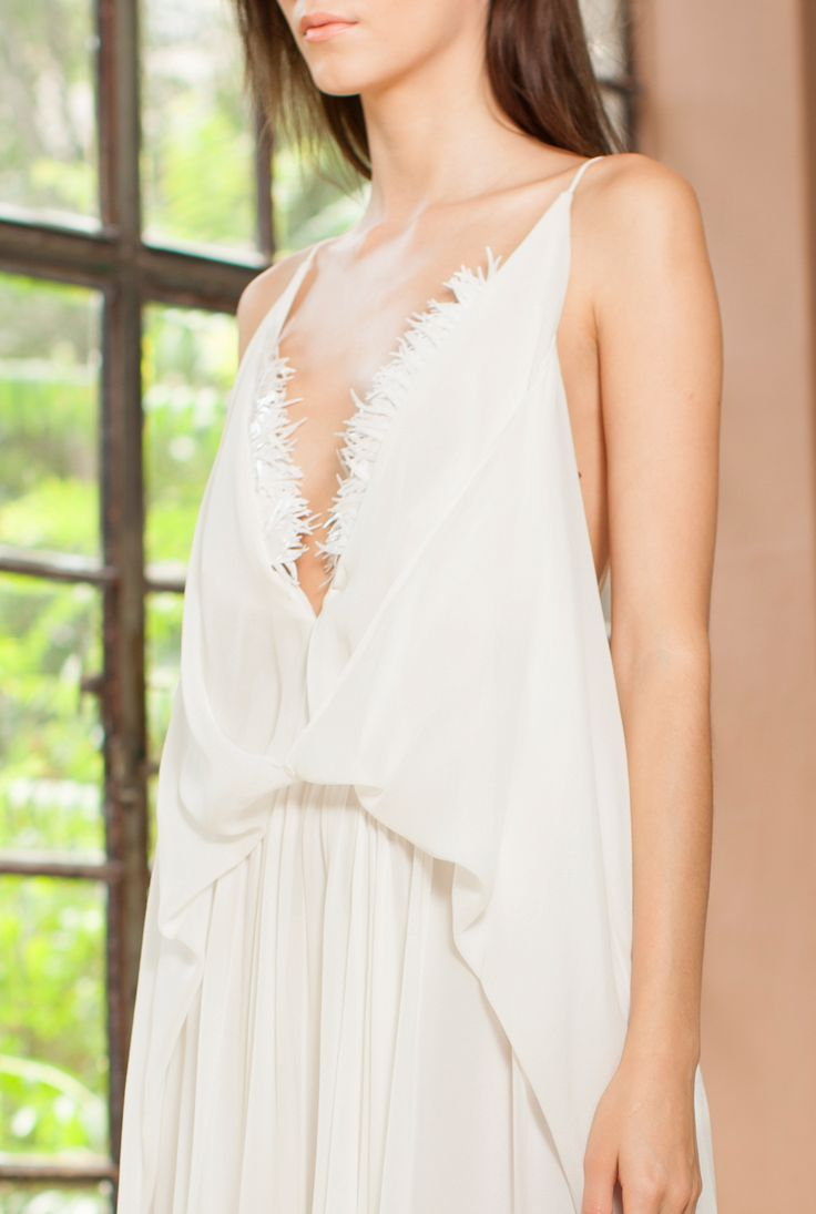 QIANA gown /Spring-Summer '15