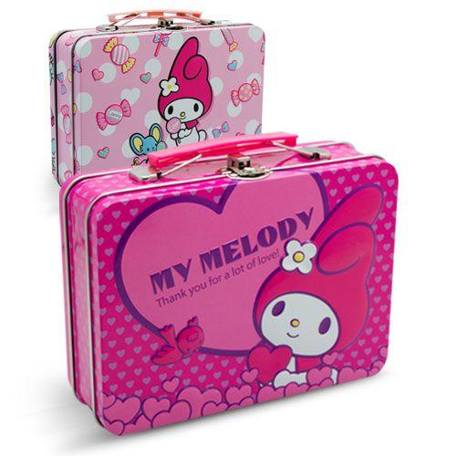 My Melody Lunch Box BLJcandytoys-lunchboxMYMELODY http://BLJCandyToys.com