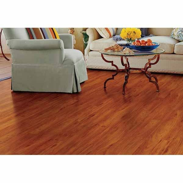 Lowe S Laminate Flooring Pergo Max High Gloss Jatoba