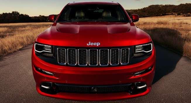 2016 Jeep Grand Cherokee SRT8 Hellcat, review, specs