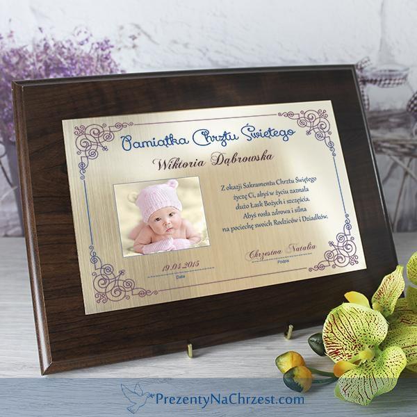 Certyfikat w drewnie całkowicie personalizowany ze zdjęciem to nowość, którą pokochali nasi klienci :) http://bit.ly/1FT09O5