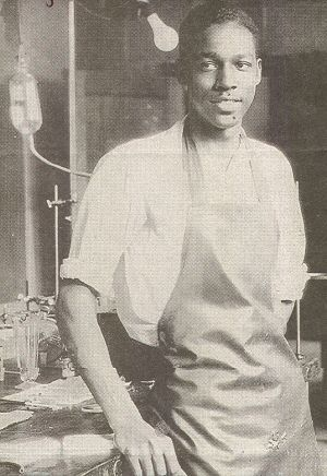 Vivien Thomas- During the 1940's he rose above racism and poverty to become a pioneer in cardiac surgery.