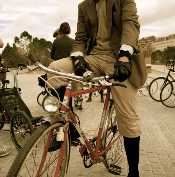 Tweed Ride Madrid 2012