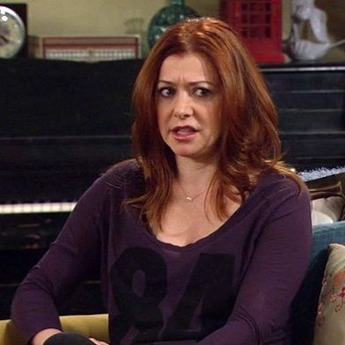Lily Aldrin Photograph