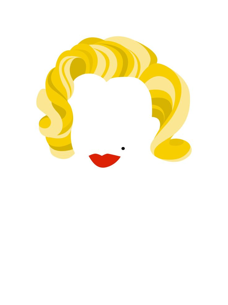 Minimalist Monroe by DashingDesign.deviantart.com on @deviantART