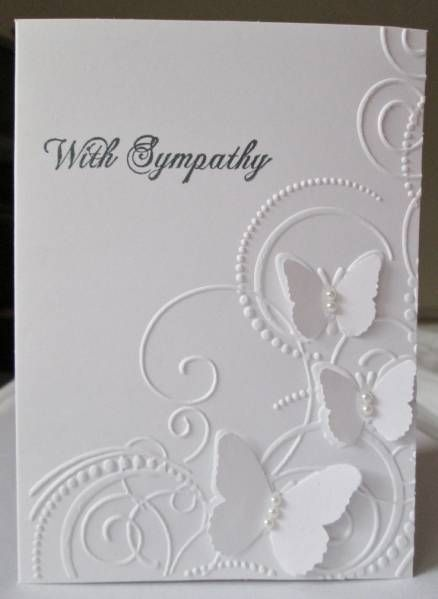 Sympathy by mandianna - Cards and Paper Crafts at Splitcoaststampers