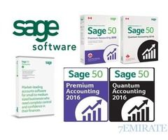 Sage 50 Accounting Software 2016 All-in-one Accounting Solution