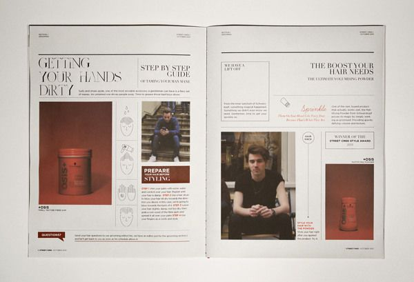 Street-Cred / Magazine on the Student Show