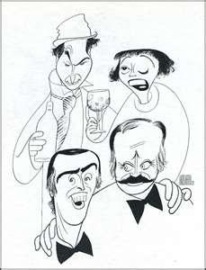 Sid Caesar, Imogene Coco, Rowan & Martin