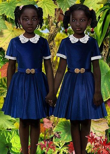 5. Lino dacht dat Sofia en Maria tweelingen waren. Maar toon hij dat vroeg aan de meiden zeiden ze dat Maria een jaar ouder was.