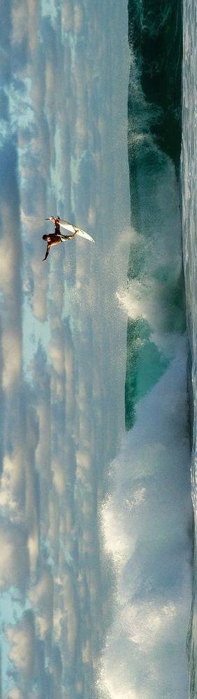 Gabriel Medina in action in Hawaii, shot by Duncan Macfarlane.