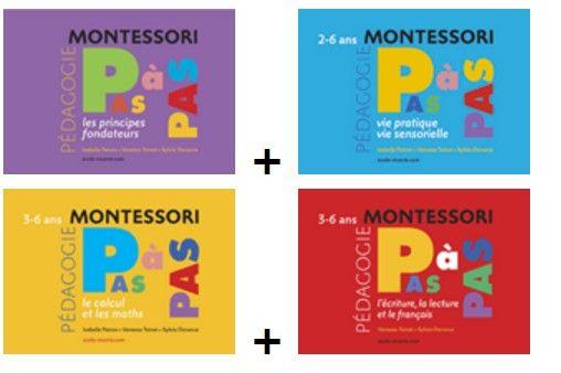Des ressources numériques pour comprendre et appliquer la pédagogie Montessori pas à pas