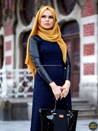 Muslima Wear İlkbahar Yaz 2015 11 | Yeni Sezon | Armine | Kayra | Setrms