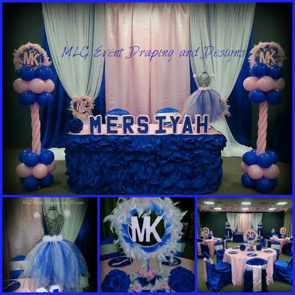Baby Shower Decorations Michaels ~ Best images about decor by mlg event draping and
