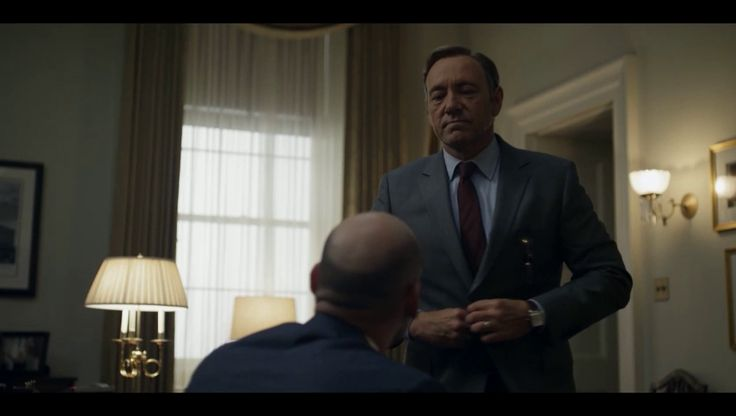 Analysis of Cinematography - House of Cards