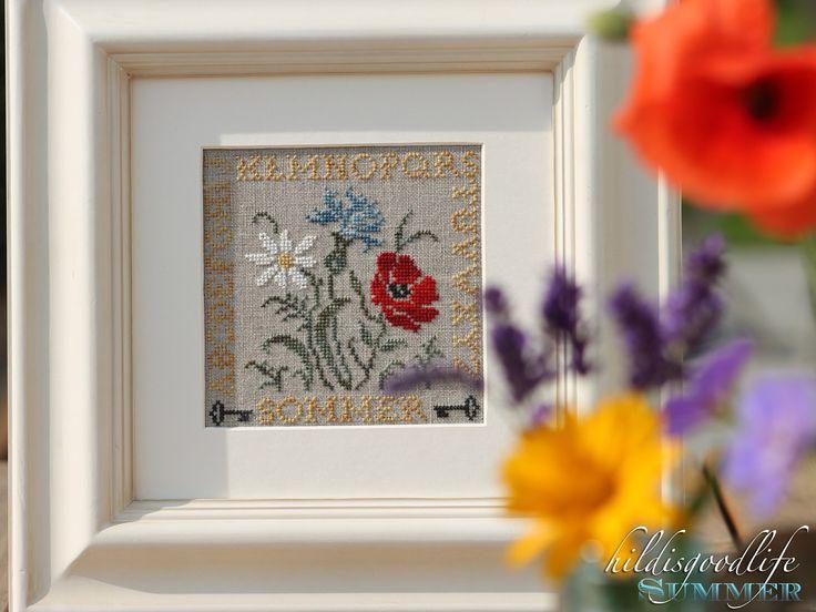 Hildi's Good Life: Flowery Fairwell to June