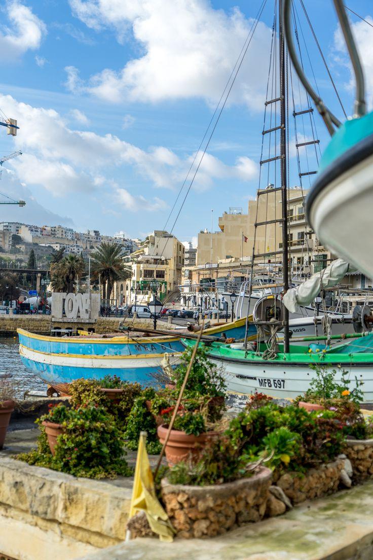 Malte - Saint Julien #voyage #travel #malte #malta