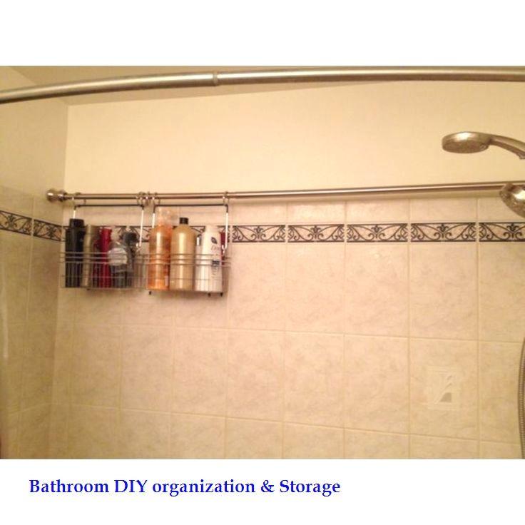 Pin On Bathroom Easy Organization Ideas Diy