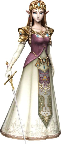 Princess Zelda - Zeldapedia, the Legend of Zelda wiki - Twilight Princess, Ocarina of Time, Skyward Sword, and more