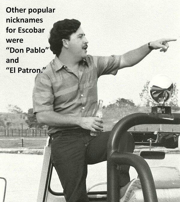 Connu Les 219 meilleures images du tableau Drug Lords-Pablo Escobar etc  NX25