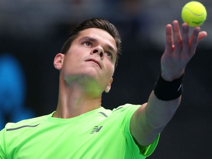 milos raonic | The Cub Reporter : Who is Milos Raonic?