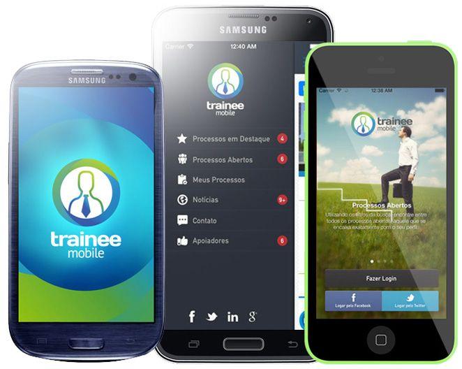 Aplicativo - Trainee Mobile