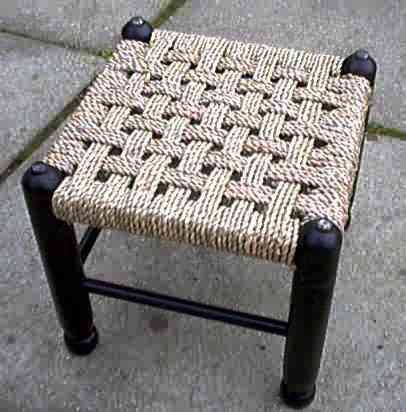 Rattan Cane, Rush and Seagrass Seat Weaving DIY Kits