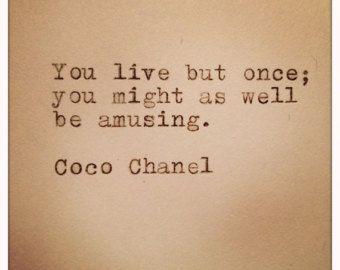 F. Scott Fitzgerald Hand Typed Quote Made On por WhiteCellarDoor