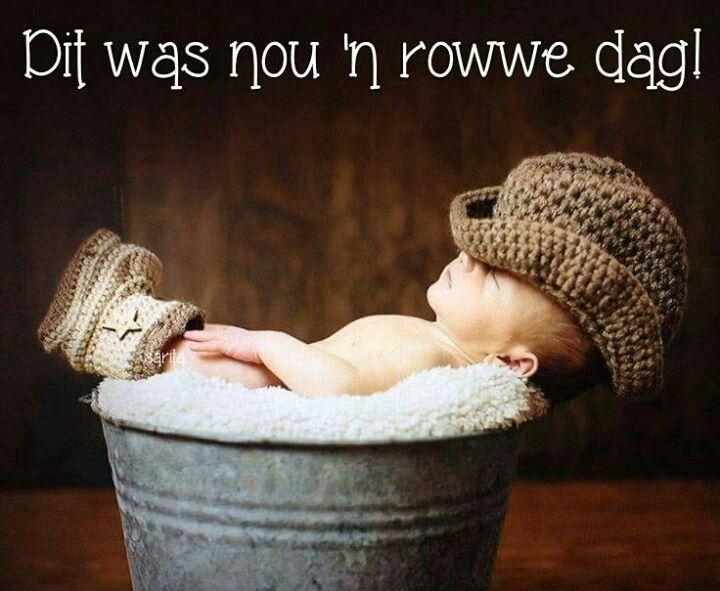 Rowwe dag!