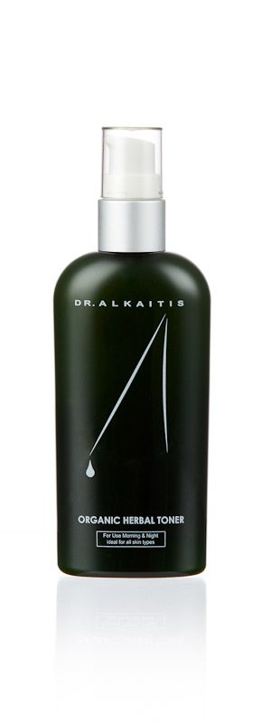 Dr. Alkaitis Organic Herbal Toner - International Orange