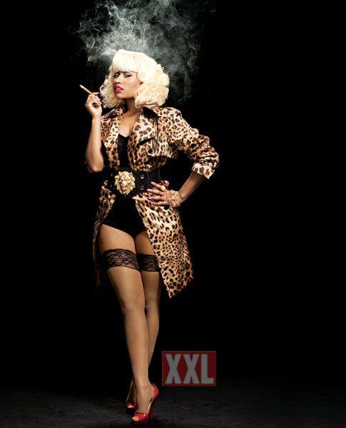 Nicki Minaj Xxl Magazine