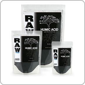 RAW Humic Acid  Supplement any feeding program.  Easy to use.  Fully soluble.  RAW Humic Acid may increase micronutriet uptake.  RAW Humic Acid increases overall plant productivity, in terms of yield, as well as plant strength. RAW Humic Acid is a great way to supplement any feeding program.