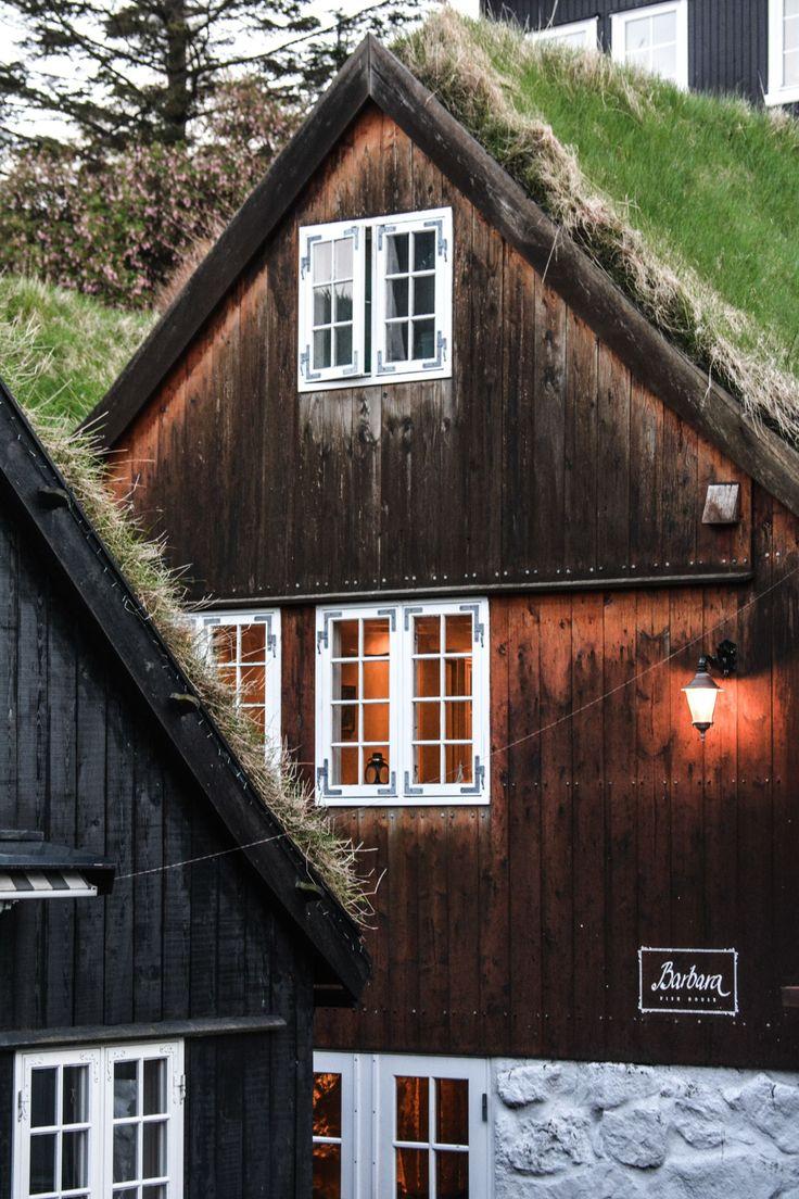 Barbara's Fish Restaurant in Torshavn