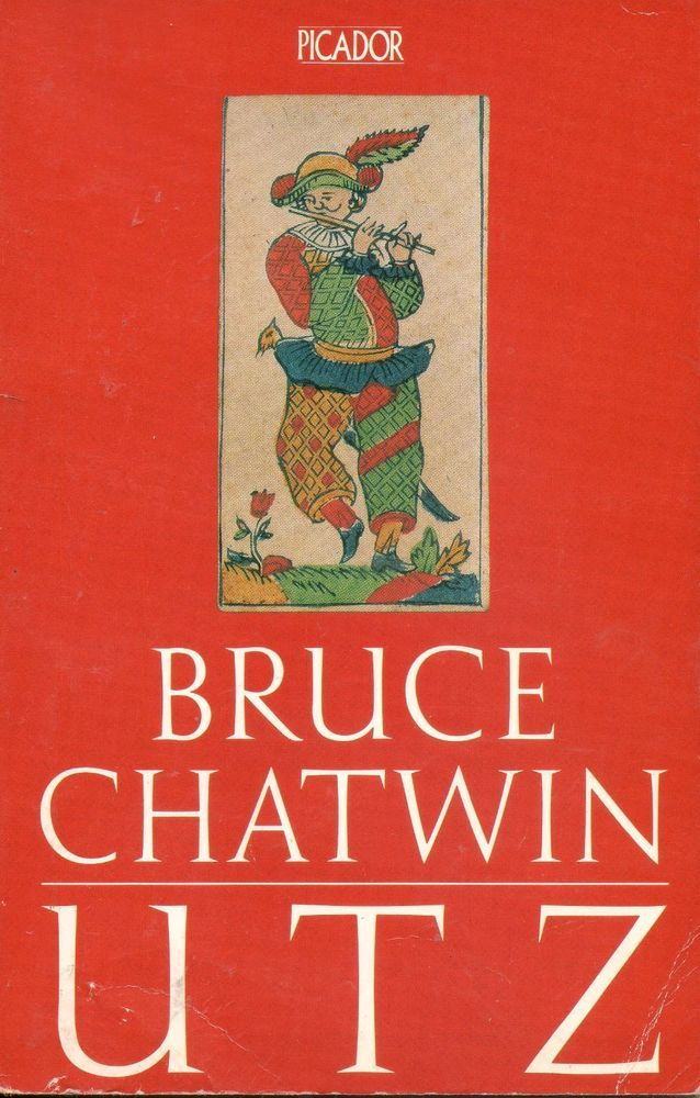 13 best books worth reading images on pinterest books book lists utz by bruce chatwin a booker shortlisted final novel fandeluxe Images