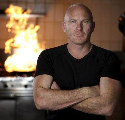 Matt Moran (Aria Restaurants and Masterchef Australia)