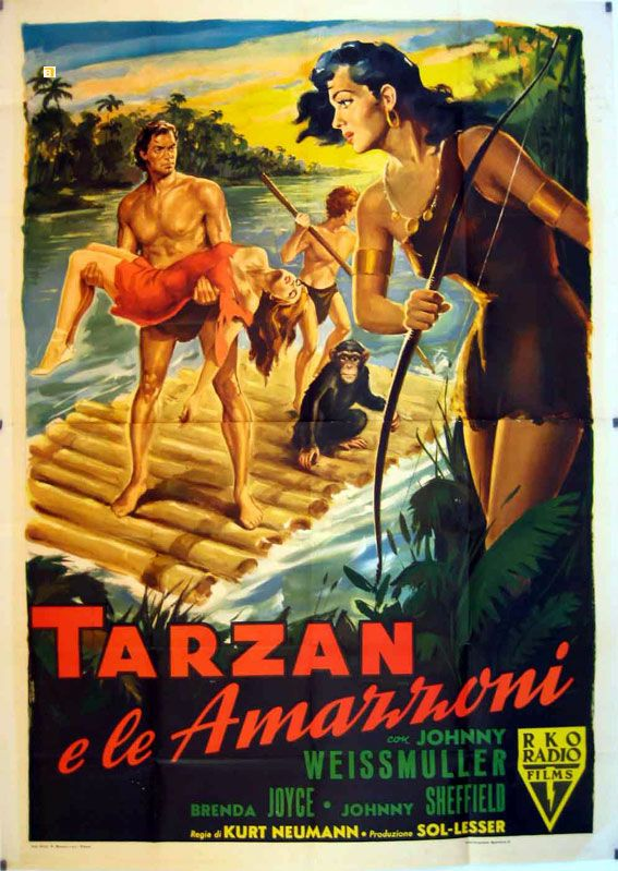 Tarzan E Le Amazzoni 2 Movie Full Hd 1080p Free Download