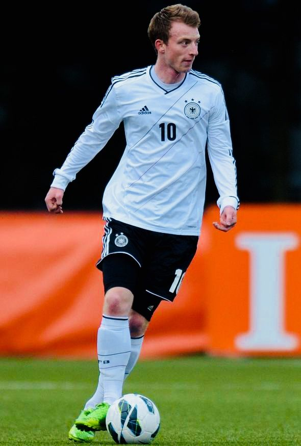 Maximilian Arnold (VfL Wolfsburg) [Germany]