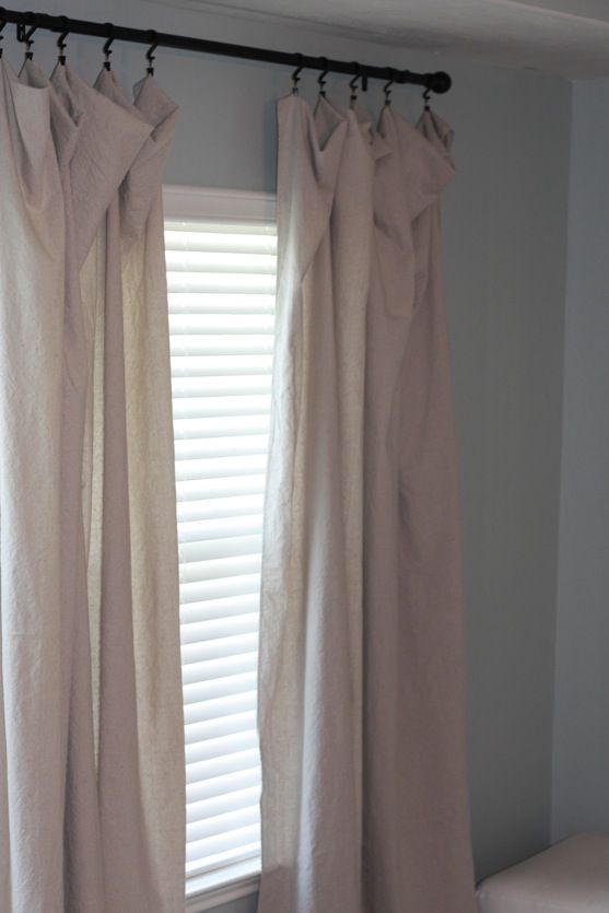Curtains Ideas curtains made from painters drop cloths : 1000+ images about Drop Cloths on Pinterest | Drop cloth curtains ...